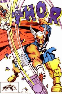 Walt Simonson, The Mighty Thor