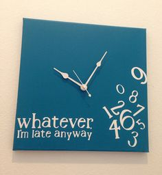 20 Truly Unique Clocks You Want On Your Wall