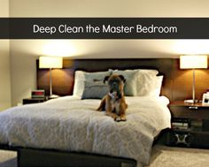 Clean Your Bedroom - Spring Cleaning 365