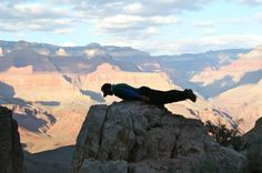 The Grand Plank-yon Planking, Grand Canyon, Mountains, Nature, Travel, Naturaleza, Viajes, Destinations, Grand Canyon National Park