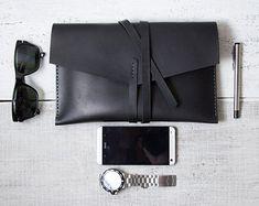 MacBook Air leather case
