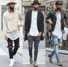 5 Good Cool Tips: Urban Wear Summer Fashion urban fashion menswear blazers.Urban Fashion For Men Shirts. Urban Outfits, Mode Outfits, Urban Dresses, Men Street, Street Wear, Street Outfit, Mode Man, Lolita Mode, Urban Fashion Trends