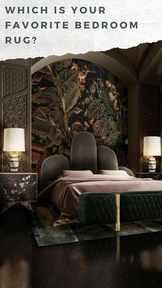 Maximalist Interior, Style Deco, Dark Interiors, Vintage Interiors, Hotel Interiors, Luxurious Bedrooms, Dark Bedrooms, Luxury Bedrooms, Dark Cozy Bedroom