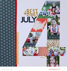 July 4 by NicoleS at @Studio_Calico ⊱✿-✿⊰ Join 4,200 others & follow the Free Digital Scrapbook board for daily freebies. Visit GrannyEnchanted.Com for thousands of digital scrapbook freebies. ⊱✿-✿⊰