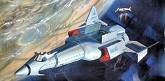A nice page giving the history of the Leif Ericson Galactic Cruiser / U.F.O. Mystery Ship