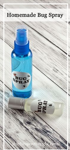 Keep the Bugs Away with DIY Bug Spray- Third Stop on the Right How to make homemade bug spray using essential oils. Repels ticks, mosquitos, ants, and other critters! Homemade Bug Spray, How To Make Homemade, Doterra Essential Oils, Young Living Essential Oils, Essential Oil Bug Spray, Essential Oils Bug Repellant, Bug Spray Recipe, Tick Spray, Mosquito Spray
