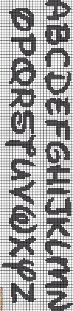 Disney Buchstaben aus Bügelperlen