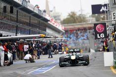 LG no quiere seguir patrocinando la Fórmula 1