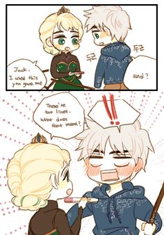 snow-and-frost:AM I GONNA BE A FATHER?!~> OMG. FROST IS GOING TO BE A FATHER!!!