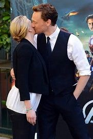 Image result for Tom Hiddleston and Scarlett Johansson