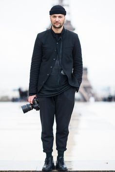 Seen on the Street | Outside the Fall/Winter 2014 Paris Men's Shows
