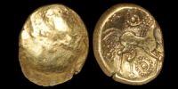 Iceni - Snettisham Multiple Pellets Gold Stater
