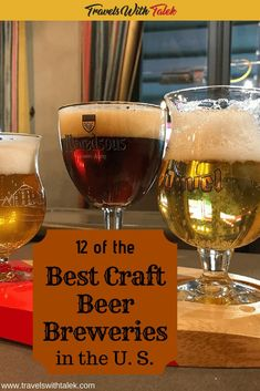 d300ecab3bd2 12 OF THE BEST CRAFT BEER BREWERIES IN THE U.S.