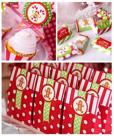 Amanda's Parties To Go: Christmas Party Printables On Sale!