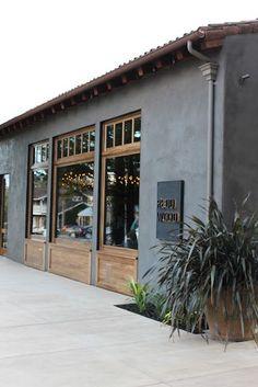 Exterior design of bars exterior design of steubens - Restaurant exterior color schemes ...