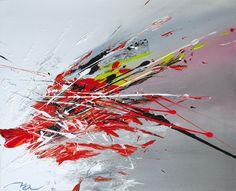 Incidence - Toile acrylique 73x60 cm