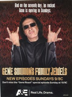 Gene Simmons Family Jewels-Entertainment