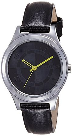 194f57a36 Buy Fastrack Analog Grey Dial Women s Watch - 6152SL01 Online at Low Prices  in India - Amazon.in