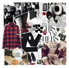 """☂ okay well ☂"" by arianazzunicorn ❤ liked on Polyvore"