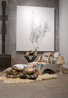1000 images about home decor on pinterest chaise for Abbyson living soho cream fabric chaise