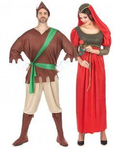 Déguisement couple médiéval   Deguise-toi, achat de Déguisements couples ecc98849ef37