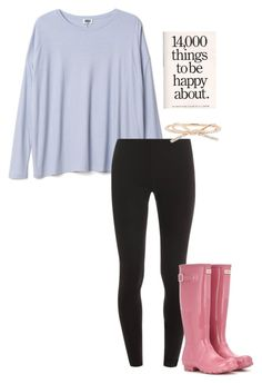 """14,000 things to be happy about"" by sassy-and-southern ❤ liked on Polyvore featuring moda, Splendid, Kate Spade e Hunter"