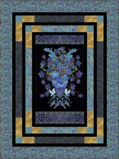 Palazzo - Bevels #Quilt by Kari Nichols, Mountainpeek Creations - Timeless Treasures