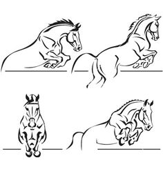 Images of graceful horse tattoos - Google Search