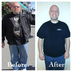 He has come a long way and is still working on living a healthy life style