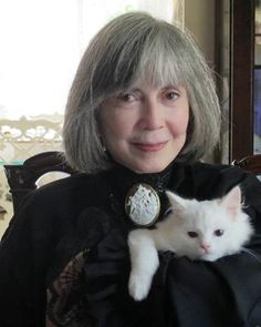 Anne Rice on being an Author in an Internet World