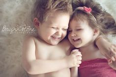Sibling Toddler Photography