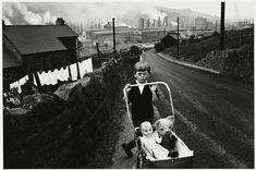 Iconic images of South Wales Valleys life by US photographer Bruce Davidson