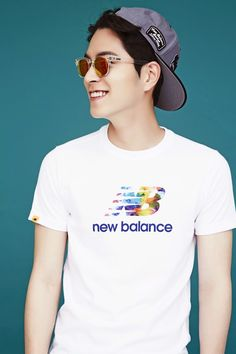 Hong Jong Hyun - New Balance 2014 SS Wild Flower Pack