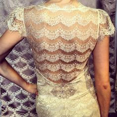 Open-Back Wedding Dresses from Spring 2013 | Wedding Dresses | Brides.com : Brides