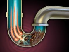 Have issues with slow drains? If you have clogged drain, our drain cleaning services is the solution. Get all your drains clear quickly. Call Seaway Plumbing at Drain Cleaning Services at Seaway Plumbing in Miami and Keys. Toilet Drain, Clogged Toilet, Clogged Pipes, Clogged Drains, Cleaning Blinds, Cleaning Hacks, Plumbing Problems, Shower Drain, Drain Cleaner