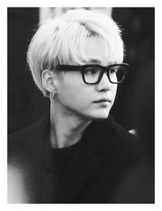 Suga de óculos e minha morte