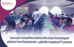 SynapseIndia technologies, solutions & services have helped thousands of businesses in gaining leading edge in competition. Being a highly sought after and trusted IT company among clients in the USA, UK and worldwide, Competition, Technology, Usa, Business, Unique, Tech, Tecnologia, Engineering, America