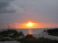 Sunset, Indian Rocks Beach, Florida