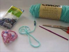 How to Make Jewerly: Crocheted Bracelet