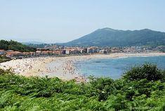 #Hendaye: prachtige badplaats vlak bij de grens met Spanje