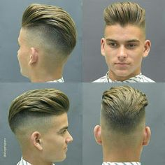 "New ""boy hairstyles images"" Trending Boy Amazing hairstyle pic collection 2019 Hairstyles Haircuts, Haircuts For Men, Hair And Beard Styles, Short Hair Styles, Boys Haircut Styles, Haircut Designs, Popular Haircuts, Hair Images, Fade Haircut"
