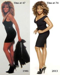 Ageless And Sexy Pix: Tina Turner @ 75 Got It All! Black Girls Rock, Black Girl Magic, Beautiful Black Women, Beautiful People, Beautiful Beautiful, Musa Fitness, Vintage Black Glamour, Actrices Hollywood, Ageless Beauty