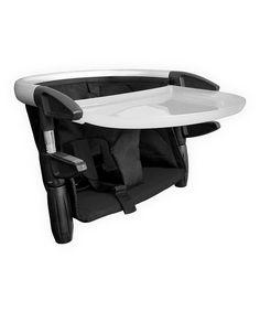 Black Lobster Portable High Chair