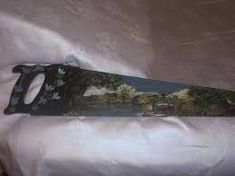 Image result for painted saws