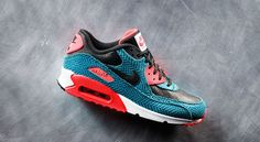 """Nike Air Max 90 """"25th Anniversary"""" Dusty Cactus bei Afew"""