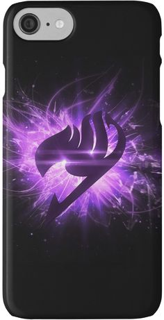 iPhone 7 Case, iPhone 7 Cases -Fairy Tail Polycarbonate Hard Case Back Cover For iPhone 7 4.7 inch 3D.
