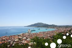 Travel guide to Zakynthos island, in Greece: photos, best beaches, sightseeing. Organize your holidays in Zakynthos: hotels, ferries, car rentals, tours.