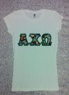 Alpha Chi Omega Sale Items From Jennabenna Co On
