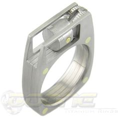 The Working Piston Ring