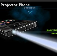Setro D8 4G New Products 2018 Product 5.5 inch 1920x1080 Innovative Ideas Projector Mobile Phone Smartphone